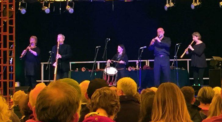 Old Christmas Return'd @ Matlock Music, Wheeldon Hall