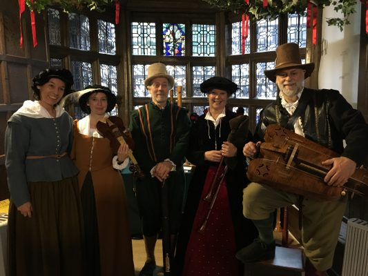 Yuletide Celebrations at Little Moreton @ Little Moreton Hall | England | United Kingdom