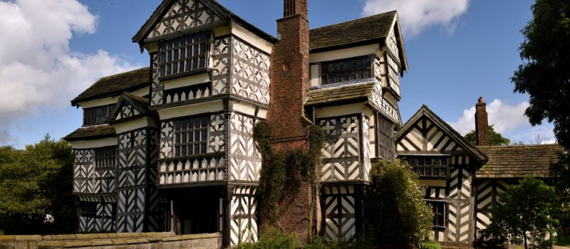 Christmas @ Little Moreton Hall | England | United Kingdom